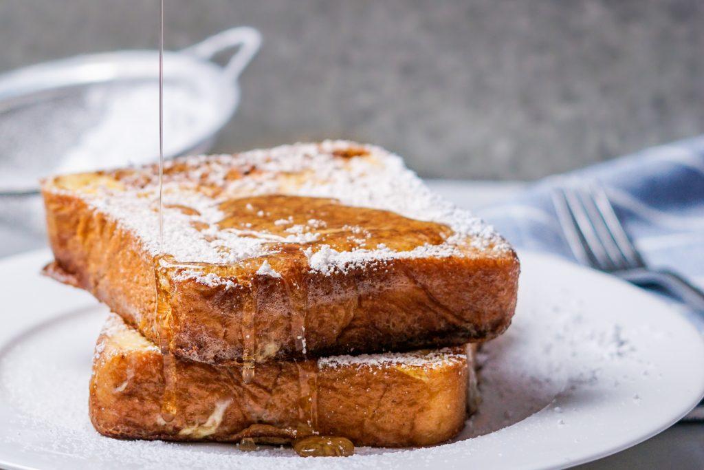 bakehouse white french toast
