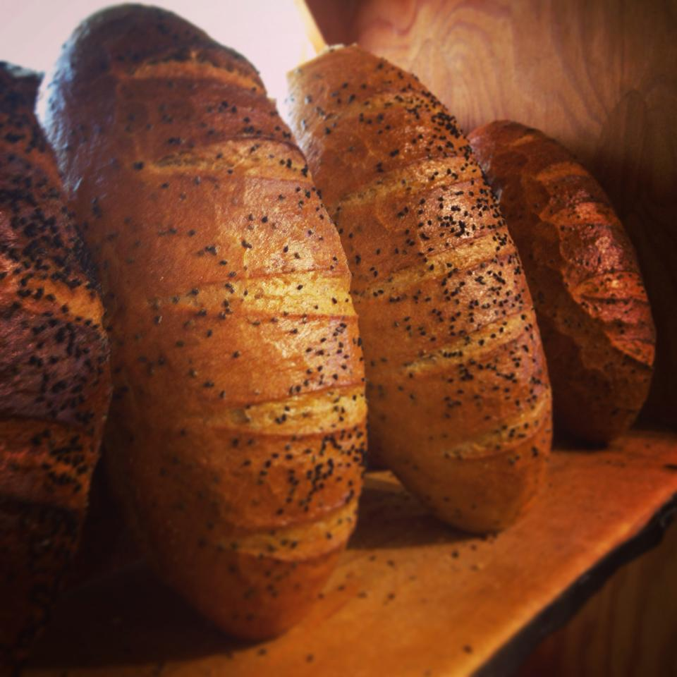 Zingerman's Bakehouse Chernushka Rye Bread