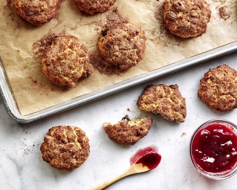 country scones