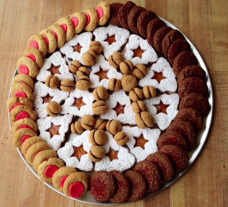 fancy schmancy 2015 cookies