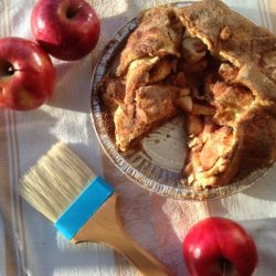 Baking Apple Pies a Plenty for the Holidays
