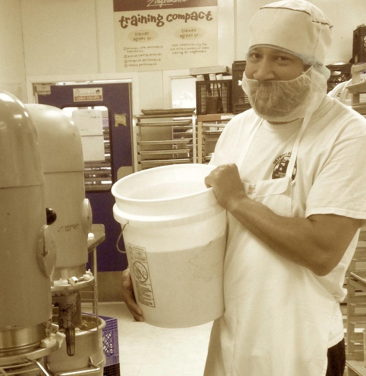 Zingerman's Bakehouse organic flour
