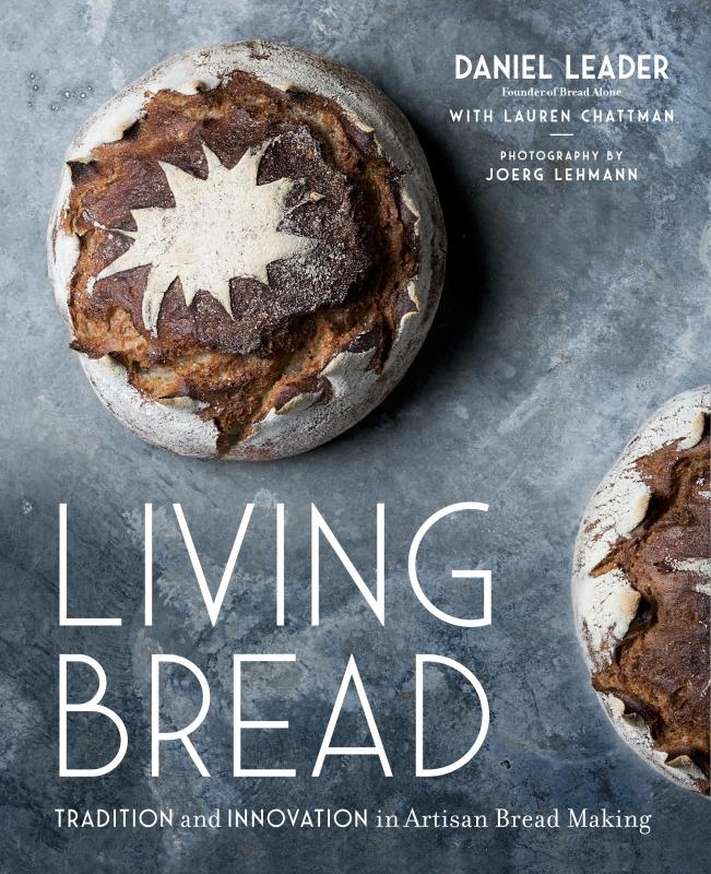 cover of living bread