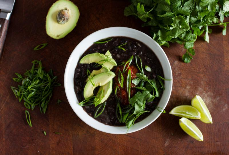 black bean soup from joy of cooking