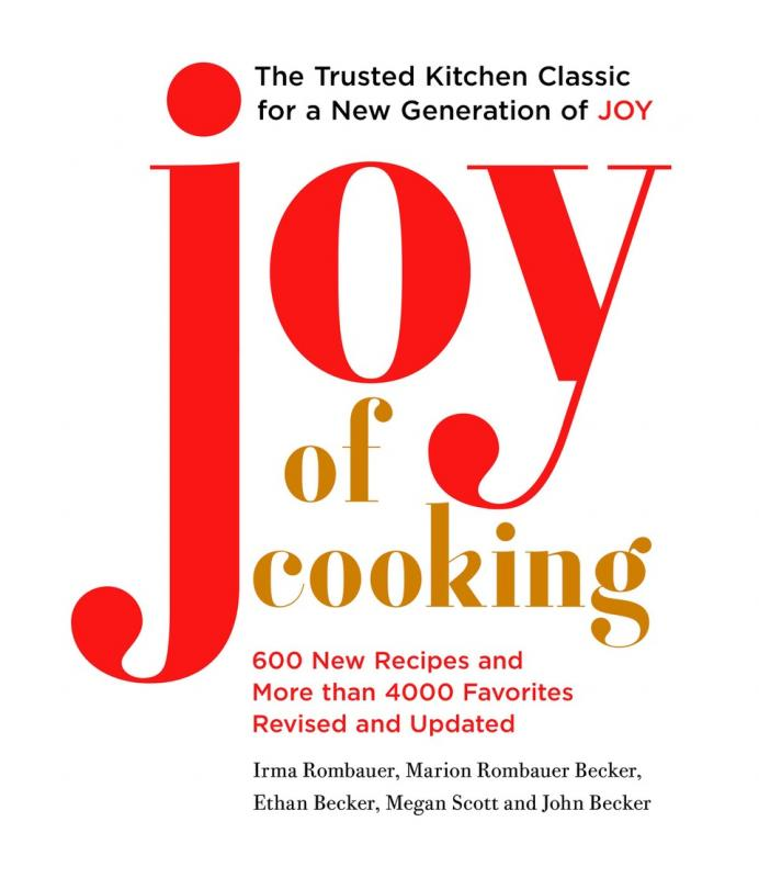 Cover of Joy of Cooking