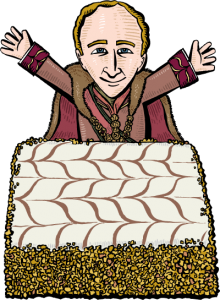 illustrated Esterhazy tort