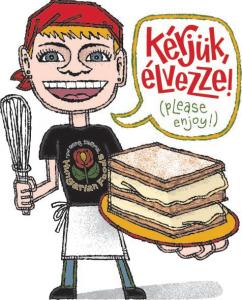 Illustrated Kremes
