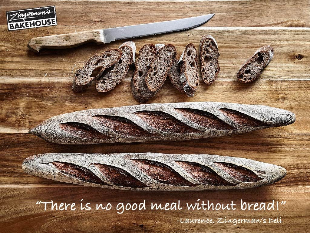 what bread means to me