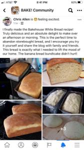 bakehouse white bread