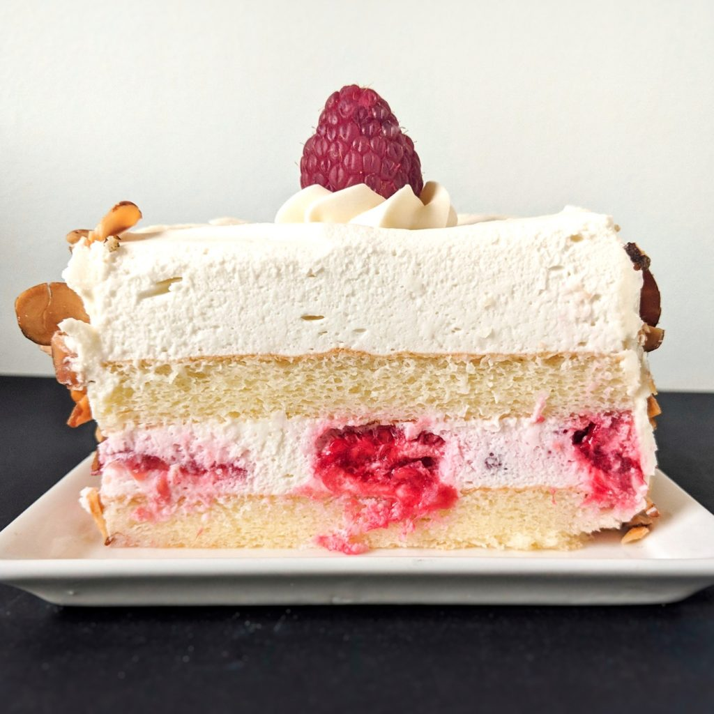 Tokaji Cream Cake slice