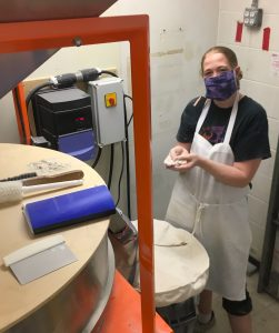 Amanda milling flour