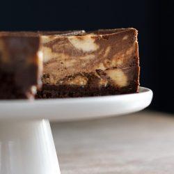 Ari's Pick: Halvah Swirl Cheesecake from the Bakehouse