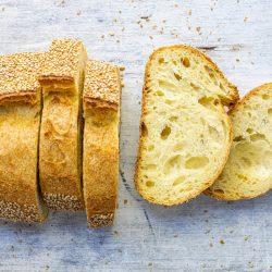 Ari's Pick: Sicilian Sesame Semolina Bread