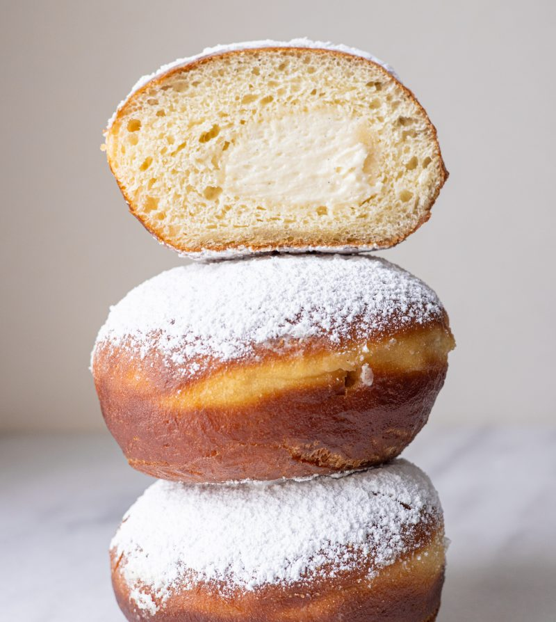 Ricotta doughnut