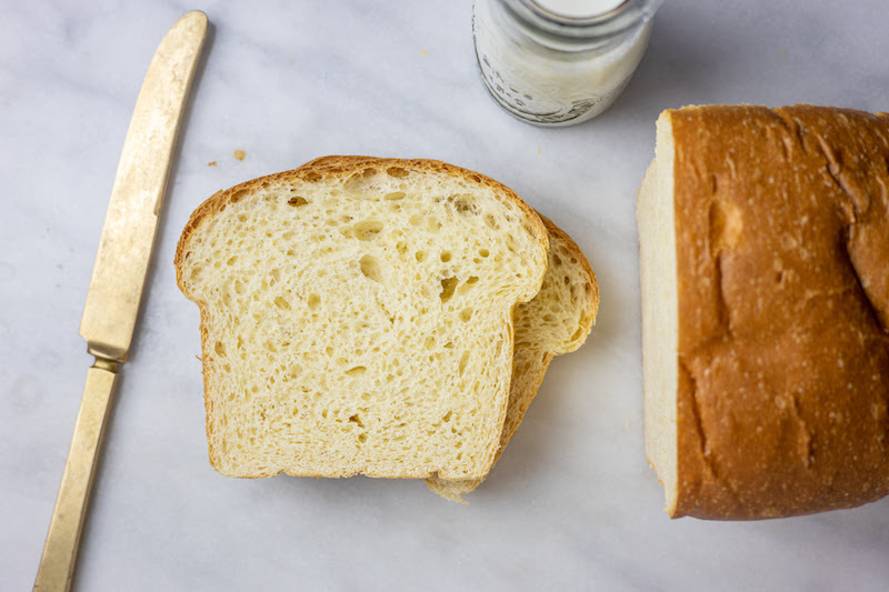 Loaf of Bakehouse White